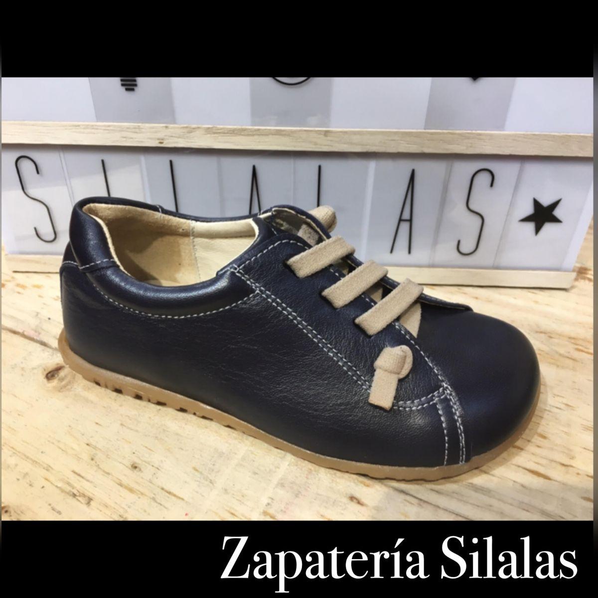 zapato cordon elastico