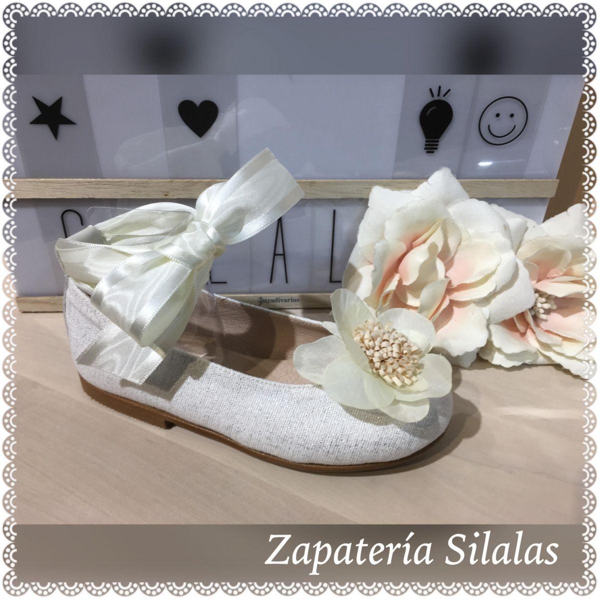 bailarina tobillo flor